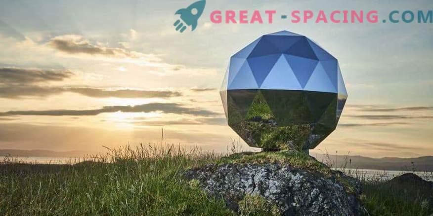 Rocket Lab lanza una esfera brillante en órbita