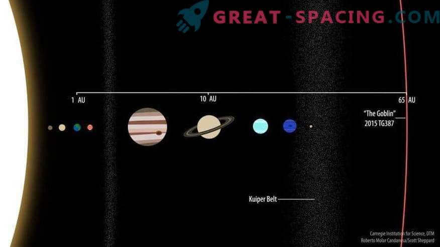 Estaban buscando el Planeta X, pero encontraron algo nuevo