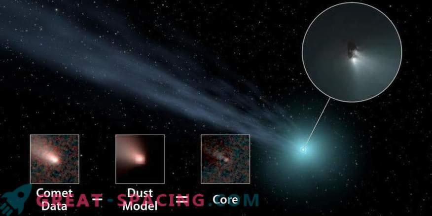 Los cometas grandes distantes son comunes