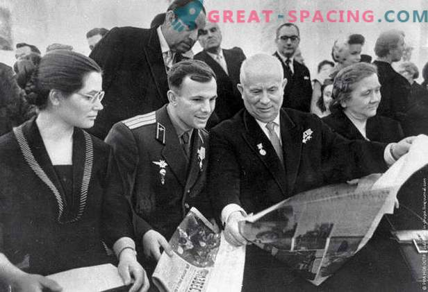 El legendario vuelo de Gagarin al espacio: cómo era