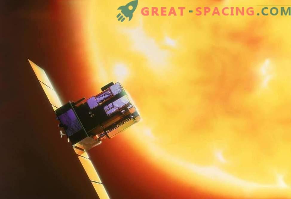Entre los cometas casi solares que acechan