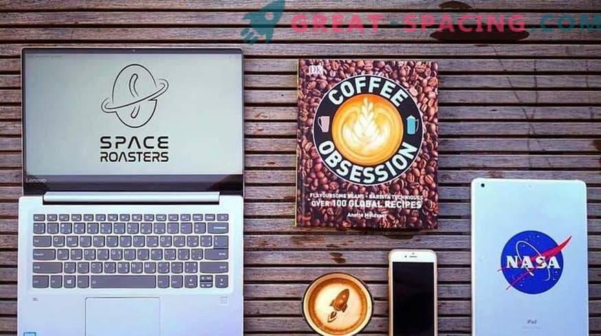 ¿Cuánto costará una taza de café cósmico