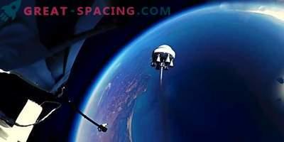 Vídeo: La Bola estratosférica envía un cohete al espacio