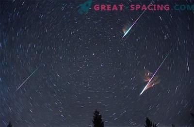El pico de la lluvia de meteoros de Leónidas ocurrirá el 17 de noviembre y el 18