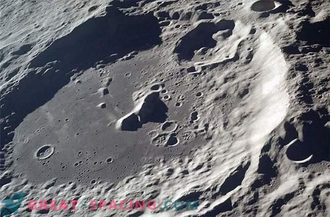 Misterios de formaciones masivas encontradas en el mapa gravitacional lunar