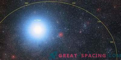 El origen de Proxima Centauri puede indicar la existencia de vida en un exoplaneta