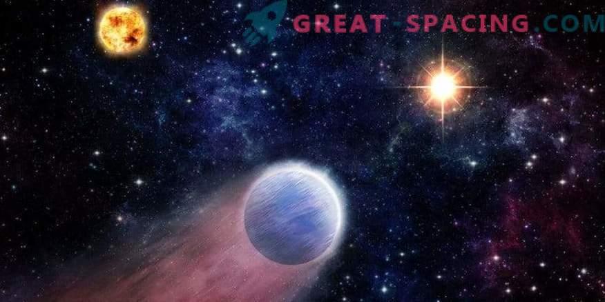 Los agujeros negros pueden convertir a los mini Neptunes en mundos rocosos