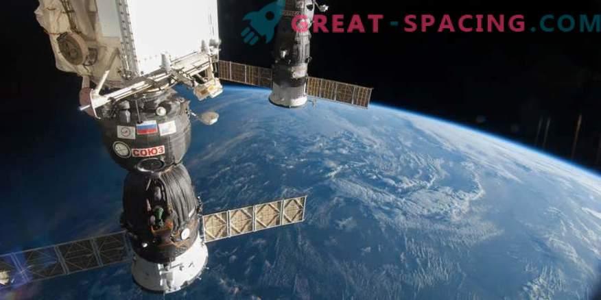 Rusia se está preparando para un nuevo lanzamiento en la ISS