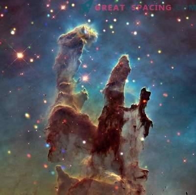 Estudio de la Nebulosa del Águila y Pilares de la Creación