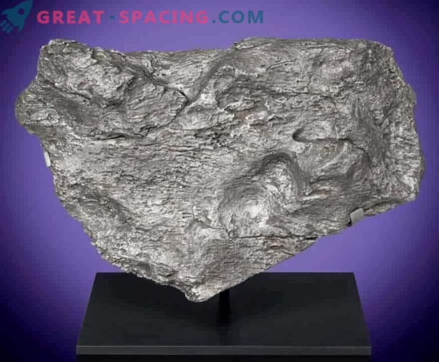 ¿Cuánto cuesta un meteorito