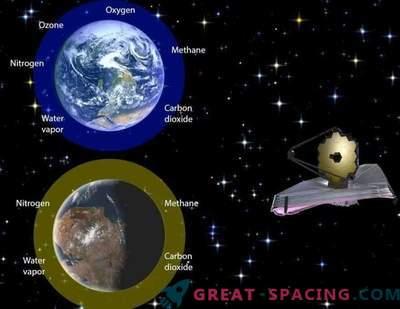 El desequilibrio atmosférico se puede usar para buscar vida extraterrestre