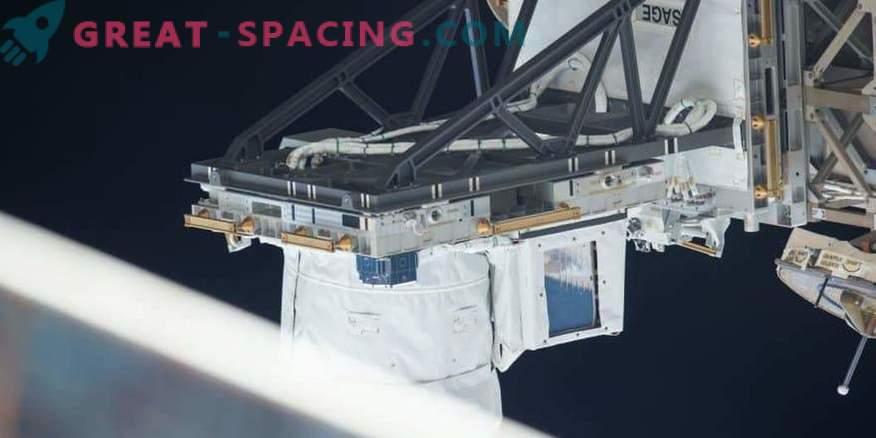 Nuevos resultados atmosféricos de la ISS
