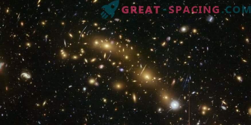 La alineación galáctica se ve durante 10 mil millones de años