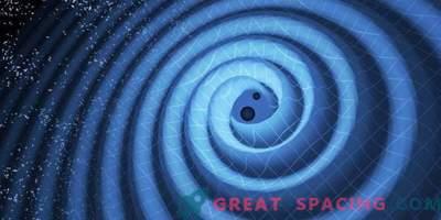 Las ondas gravitacionales pueden tener un origen no inflacionario