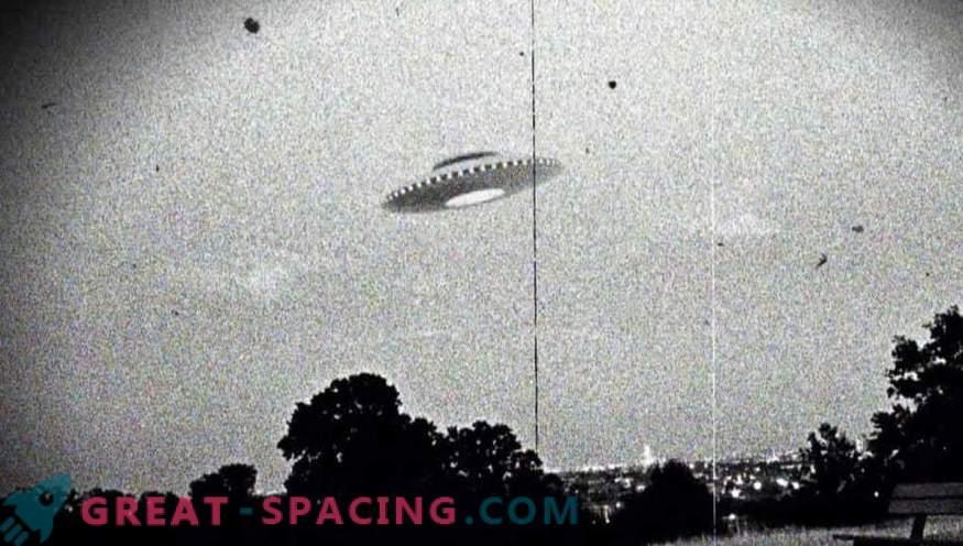 La CIA desclasificó algunos documentos sobre objetos voladores no identificados