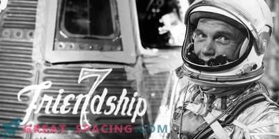 La misión orbital de John Glenn probó los secretos del cuerpo humano en el espacio