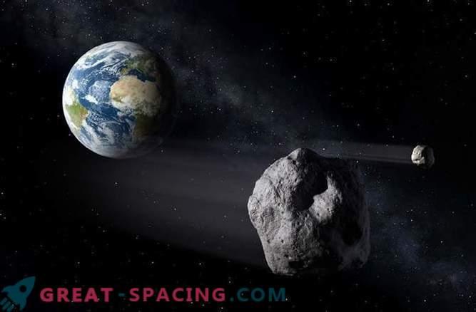 Un asteroide de tamaño mediano puede llevar a una edad de hielo