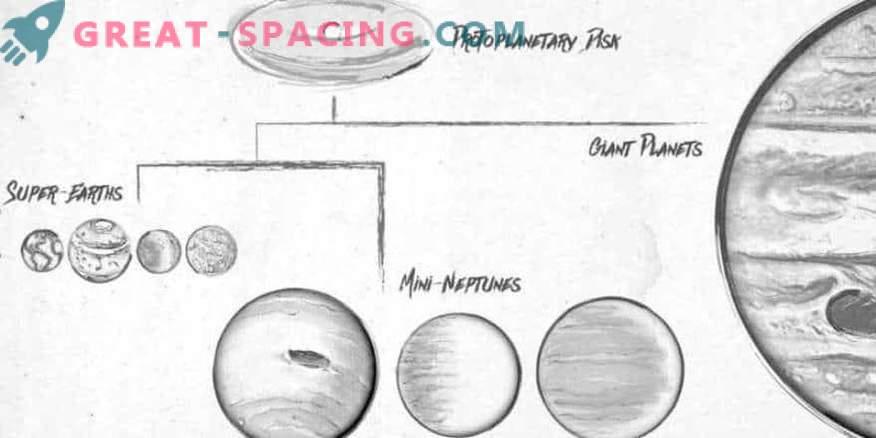 Nueva rama en el desarrollo de exoplanetas