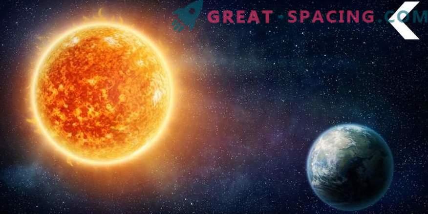 El sol se convertirá en una bola de cristal gigante después de la muerte