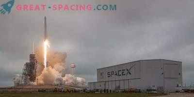 SpaceX devolvió el sitio histórico de la NASA al negocio