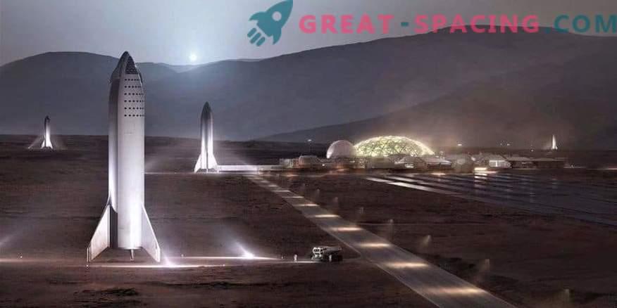 SpaceX construirá una versión mini del cohete BFR