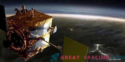 La nave japonesa Akatsuki descubrió algo inusual en Venus