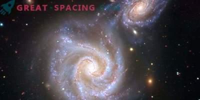 Un choque en el pasado ha cambiado la Vía Láctea