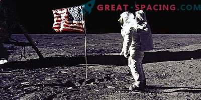 Trump planea traer a los estadounidenses a la luna