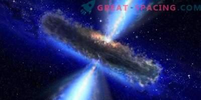 Mapeo de agujeros negros supermasivos del universo distante