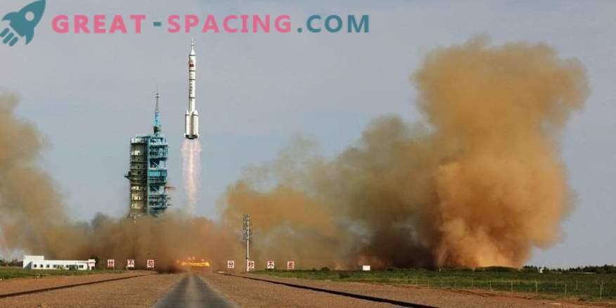 China ha anunciado planes lunares y una misión a Marte