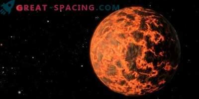 Los astrónomos han descubierto un planeta exótico de hielo caliente