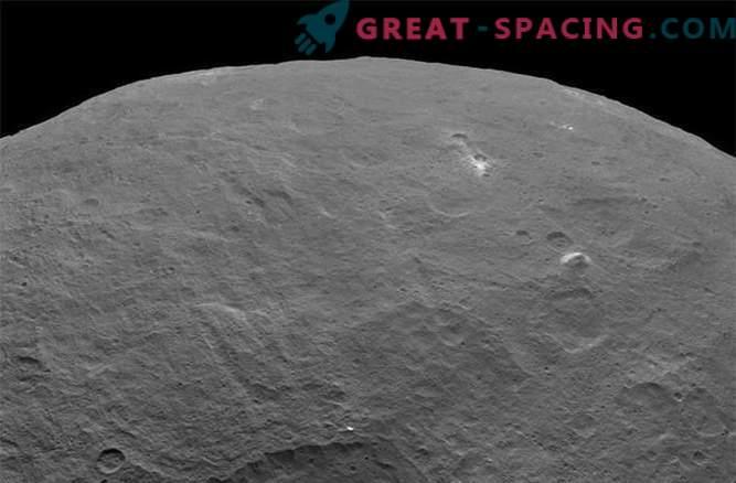 Dawn tomó fotos más detalladas de la misteriosa Ceres