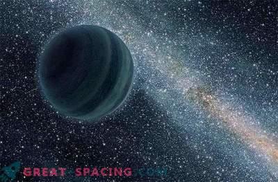 La búsqueda de planetas rebeldes ha comenzado: foto
