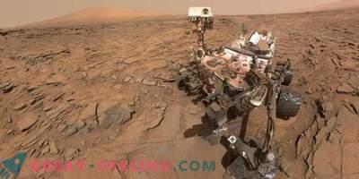 ¡Marte ataca! Misterioso accidente en el rover de la NASA