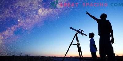 Estudie la magnificencia del Universo con telescopios de alta calidad
