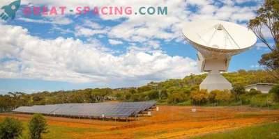 El gigante de la ESA trabaja con energía solar al año.