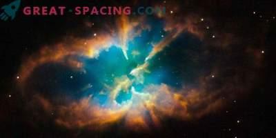 Una explosión de estrellas podría generar un sistema solar.