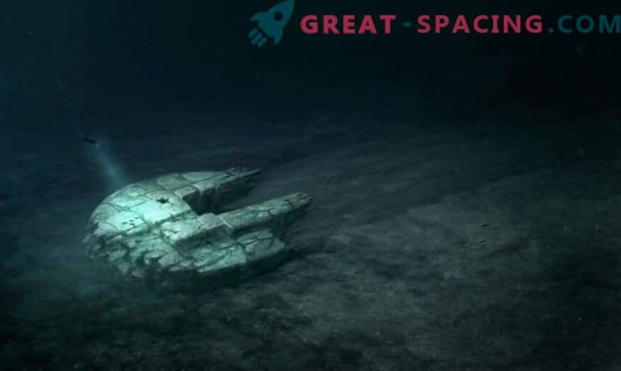 Un objeto extraño fue encontrado en el fondo del Mar Báltico. Opinión ufologov