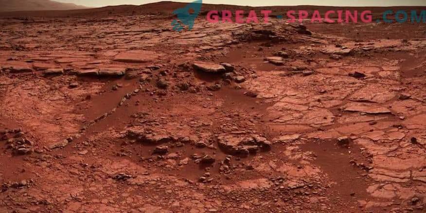 La vida marciana debe evolucionar con el medio ambiente