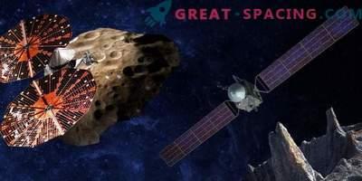 Un asteroide puede ser el núcleo de un planeta muerto