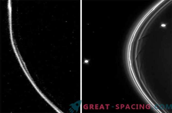 35 aniversario de la visita a la Voyager-1 de Saturno