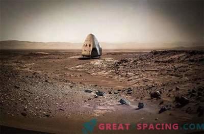 Space X enviará una misión a Marte en 2018