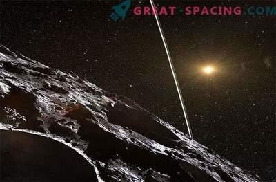Los anillos pueden ser comunes alrededor de un asteroide extraño.
