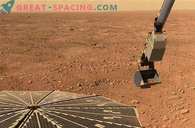 Are microbes a source of methane in the atmosphere of Mars?
