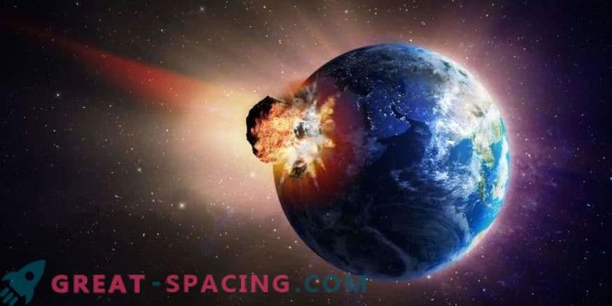 La vida puede renacer después de un golpe de asteroide. Nueva investigación