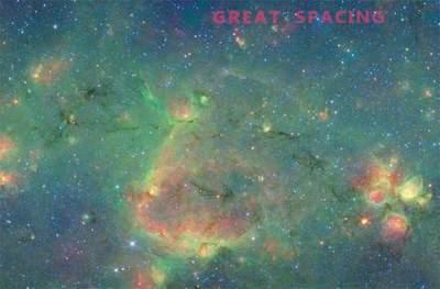 El centro de la galaxia revela los secretos de la Vía Láctea