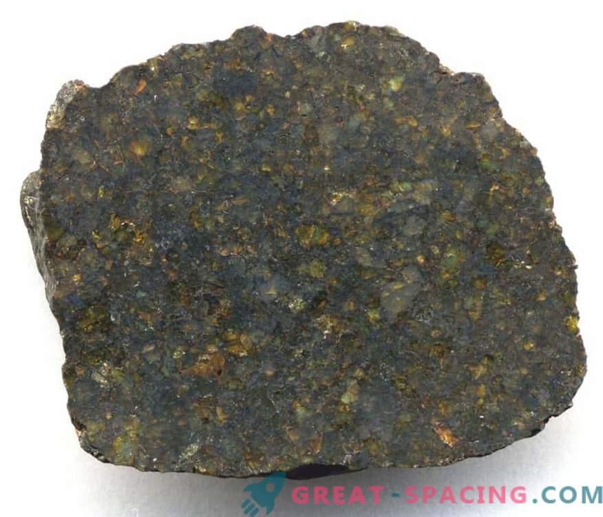 Los diamantes en los meteoritos ayudarán a encontrar el planeta perdido
