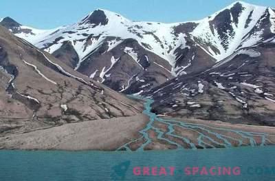 La existencia de un lago en el cráter Gale ayudará a explicar la historia del clima de Marte