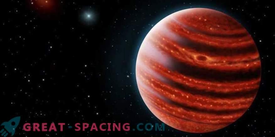 ¿Cuál es el exoplaneta más grande del universo