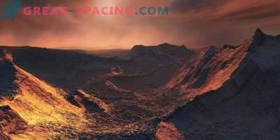 Las formas de vida de fantasía pueden esconderse en un exoplaneta enorme